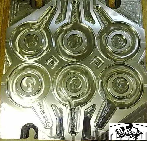 Изготовление пресс-форм для литья алюминия и бронзы - Промышленное оборудование - Предприятие «УЗНО»..., фото 6