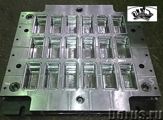 Изготовление пресс-форм для литья алюминия и бронзы - Промышленное оборудование - Предприятие «УЗНО»..., фото 8