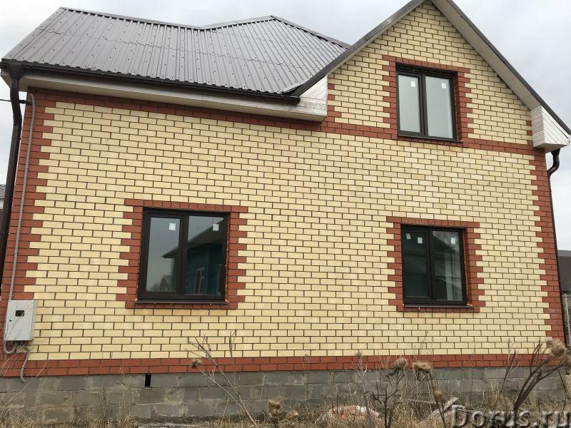 Новый кирпичный дом на берегу озеро-плещеево Ярославское шоссе 120 км от Москва - Дома, коттеджи и д..., фото 4