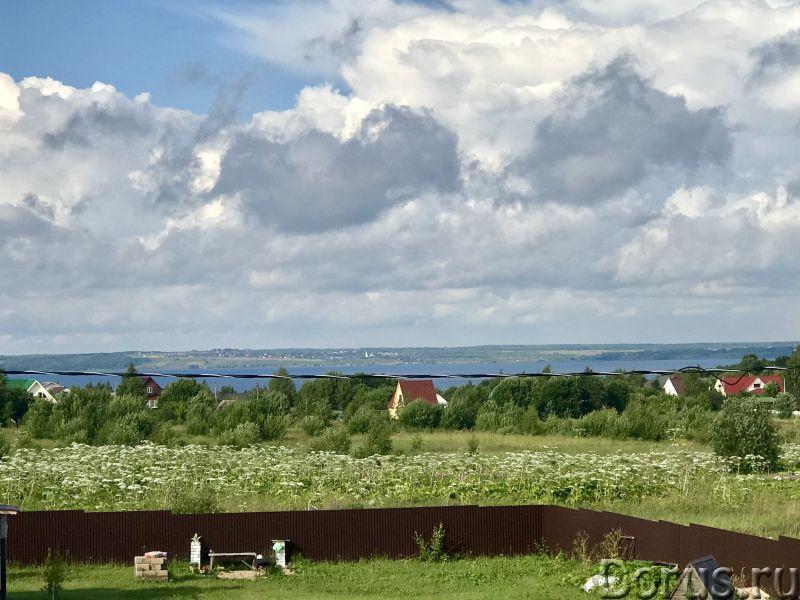 Новый дом брус с отделкой под кирпич 125 км от Москва г Переславль озеро-Плещеево - Дома, коттеджи и..., фото 4